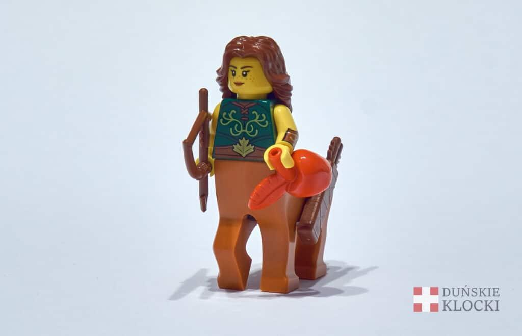 Wojowniczka centaurów z 21 serii minifigurek