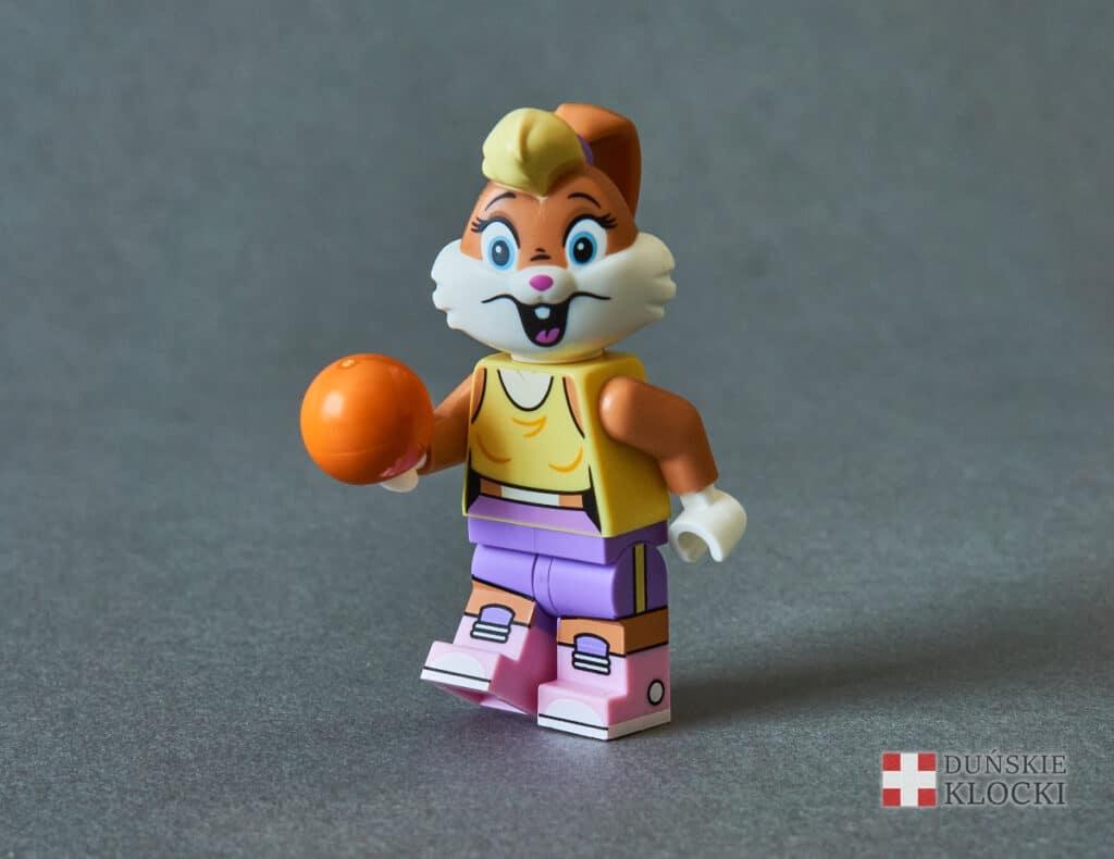 minifigurka Looney Tunes Lola złożona